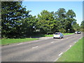 SP1398 : Tamworth Road, parking and FP by Michael Westley