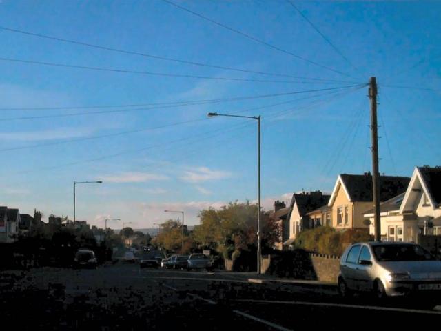 Brunshaw Road, Pike Hill