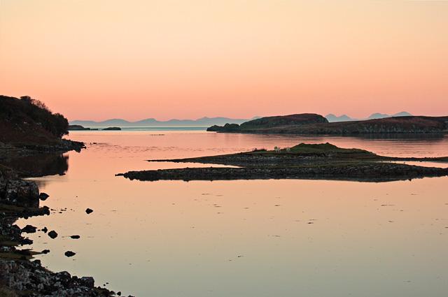 Skinidin Islands