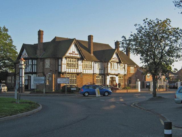 The Royal Oak, Manor Lane, Quinton