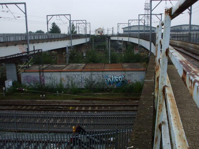 Willesden Junction station, NW10
