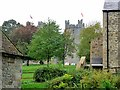 NY8362 : Langley Castle by Oliver Dixon