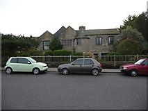 SW8132 : Arwenack Manor on Arwenack Street, Falmouth by Jeremy Bolwell