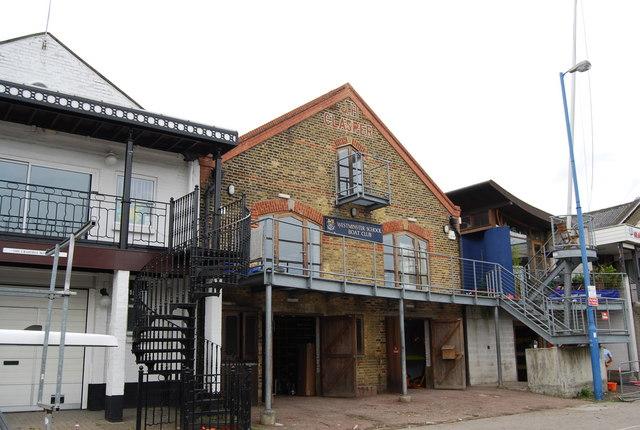 Westminster School Boat House