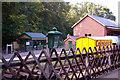 TG0939 : Holt Station, Norfolk by Christine Matthews