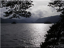NY2622 : Derwent Water by Simon Leatherdale