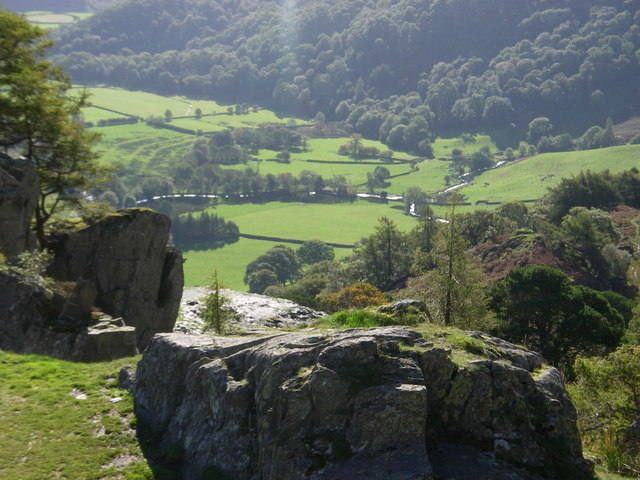 "From the ""Jaws of Borrowdale"""