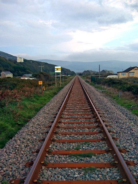 Railtrack to Barmouth