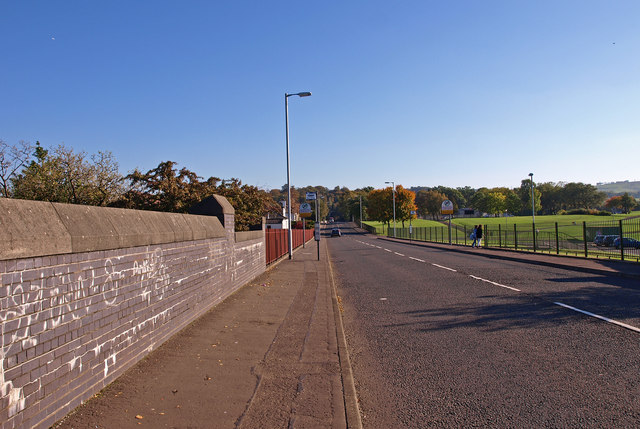 Quarrelton Road, Johnstone