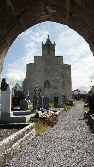 Kilfenora Cathedral