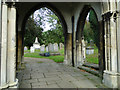 TG2408 : Rosary cemetery, Norwich by Adrian S Pye