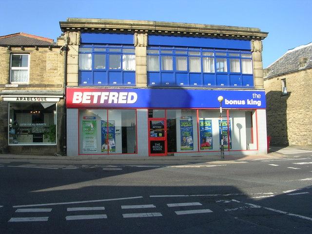 BetFred - Kirkgate