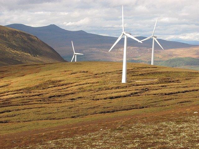 Novar wind farm