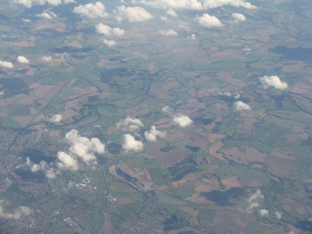 East of Shrewsbury