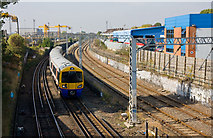 TQ2182 : Approaching Willesden Junction by Martin Addison