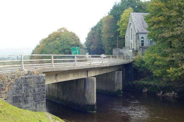 Bridge at Maentwrog, Gwynedd
