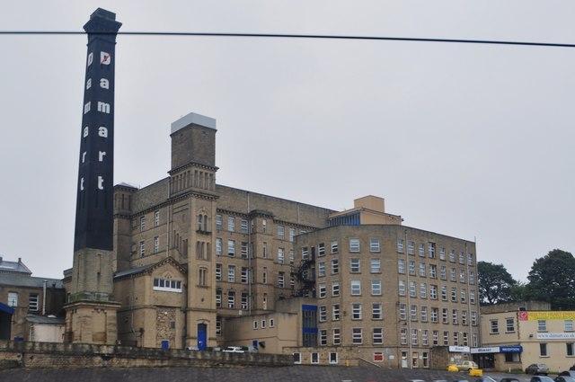 Damart Mill