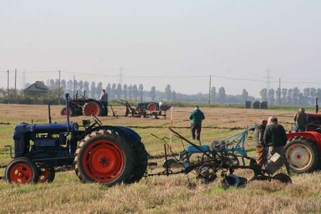 Ploughing Match at Green Farm, Prickwillow