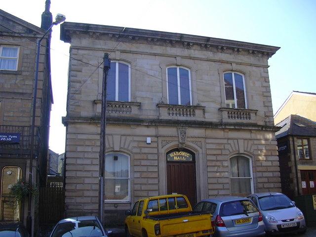 Todmorden Masonic Hall