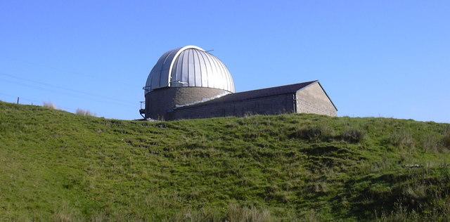 """The Astronomy Centre"" North Midgelden Farm, Bacup Road, Todmorden, West Yorkshire OL14 7HW"