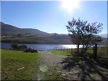 B9202 : Loch Finne (Lough Finn) by Kenneth  Allen