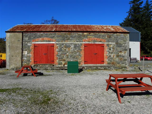 Workshop, Fintown Railway
