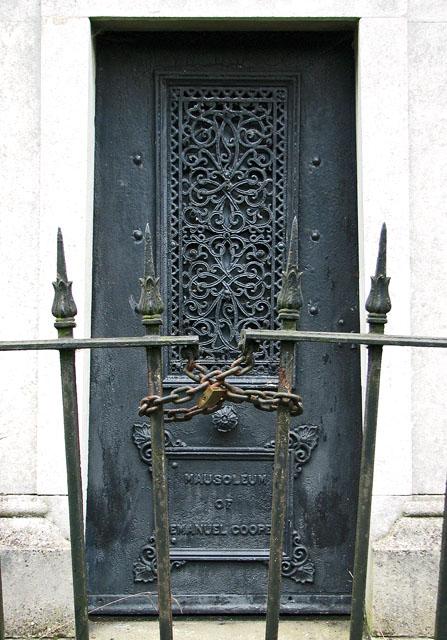 Rosary cemetery, Norwich - Emanuel Cooper mausoleum