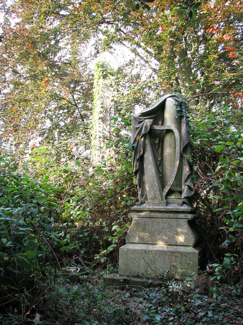 Rosary cemetery, Norwich - Sarah Russell (nee O'Brien)