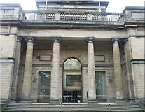 NT2473 : Entrance to West Register House, Charlotte Square by kim traynor