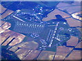 SU4174 : Welford Depot from the air by Thomas Nugent