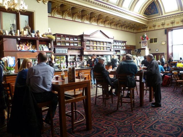 Inside The Standing Order, George Street