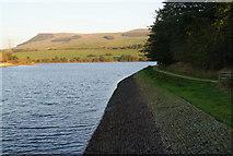 SK0296 : Path round Bottoms Reservoir by Bill Boaden