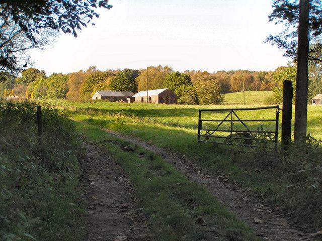 Hopwood Hall Farm