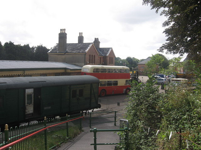 Alresford Station Yard