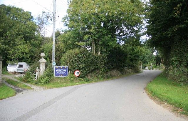 Trelaske Holiday camp and Hotel