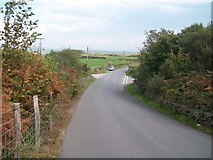 SH2428 : The new crossroads east of Treheli by Eric Jones