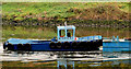 J3371 : Dredging the River Lagan, Belfast -  2010/11 (29) by Albert Bridge