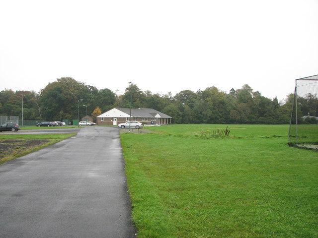 Morpeth Cricket Club pavilion