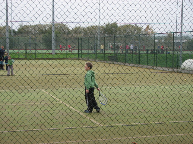 Sporting activities at Longhirst