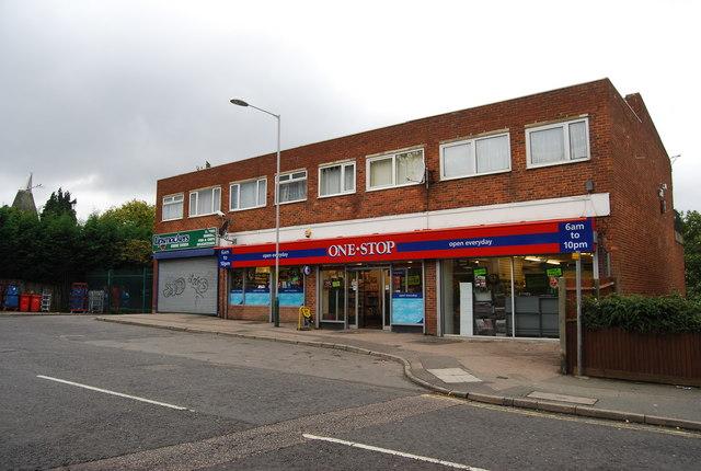 One stop, Liptraps Lane by N Chadwick