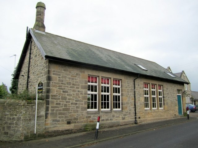 Former Men's Institute/Reading Room, Heddon on the Wall