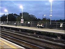 TQ1984 : London : Brent - Stonebridge Park Station by Lewis Clarke