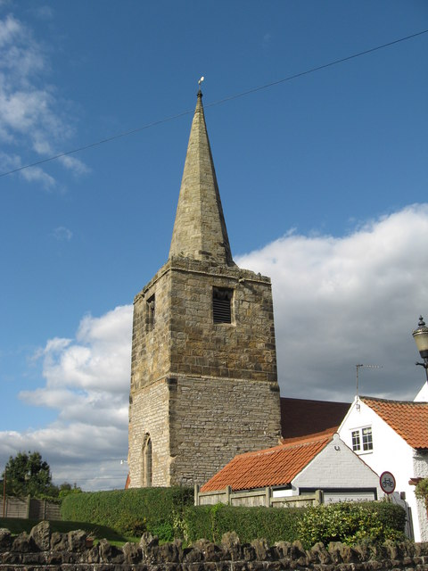 Bradmore Church Tower , Nottinghamshire