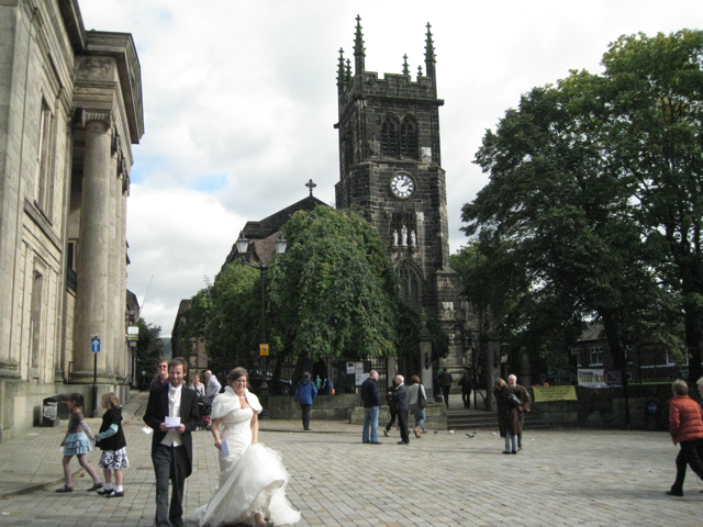 Macclesfield St Michael, Cheshire Family History Guide