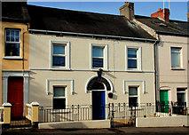 J4569 : Masonic hall, Comber (1) by Albert Bridge