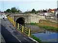O1132 : Canal bridge by Third Lock, Grand Canal, Inchicore/Inse Chór by L S Wilson