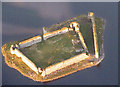 NH9736 : Lochindorb Castle from the Air by Anne Burgess