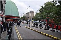 TQ2882 : London : Marylebone - Marylebone Road by Lewis Clarke
