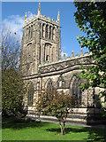 SK5319 : All Saints with Holy Trinity Church, Loughborough by Richard Rogerson