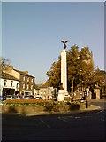 SD9951 : Skipton war memorial by Andrew Abbott